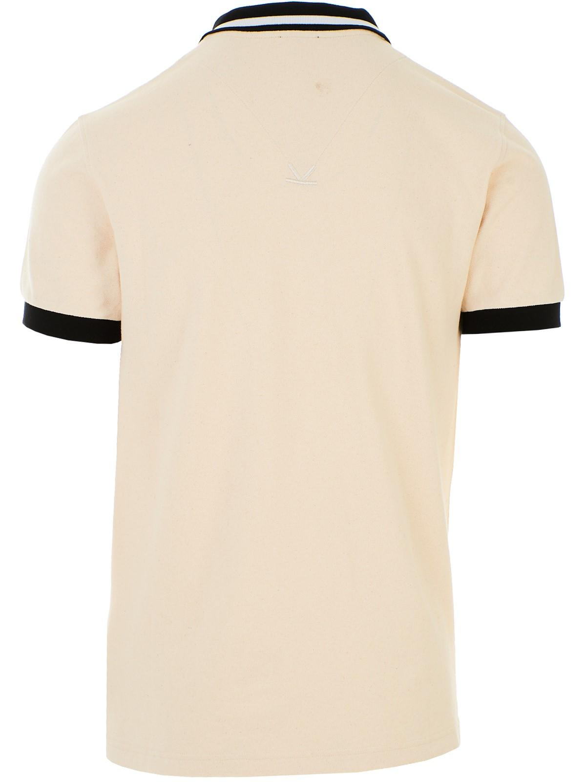 f517a5e9d267 Lyst - Kenzo Polo M/c Jumping Tigre Ecru in Natural for Men