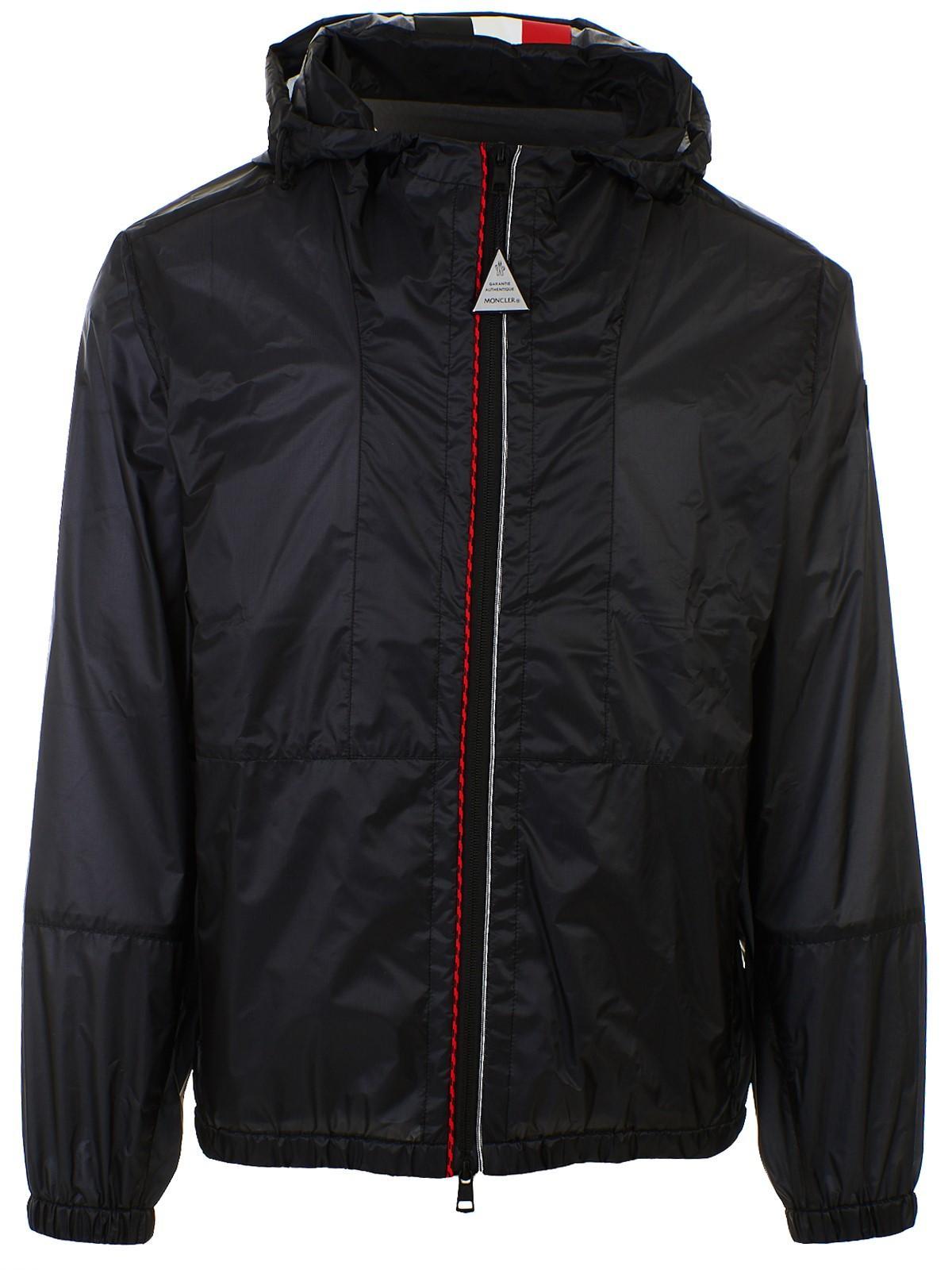 699dd64b67c9 Lyst - Moncler Black Auriol Jacket in Black for Men - Save 2%
