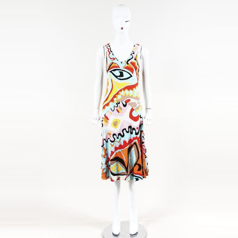 1a53a9f83a35 emilio-pucci-Multicolor-Printed-Silk-Flared-Dress.jpeg
