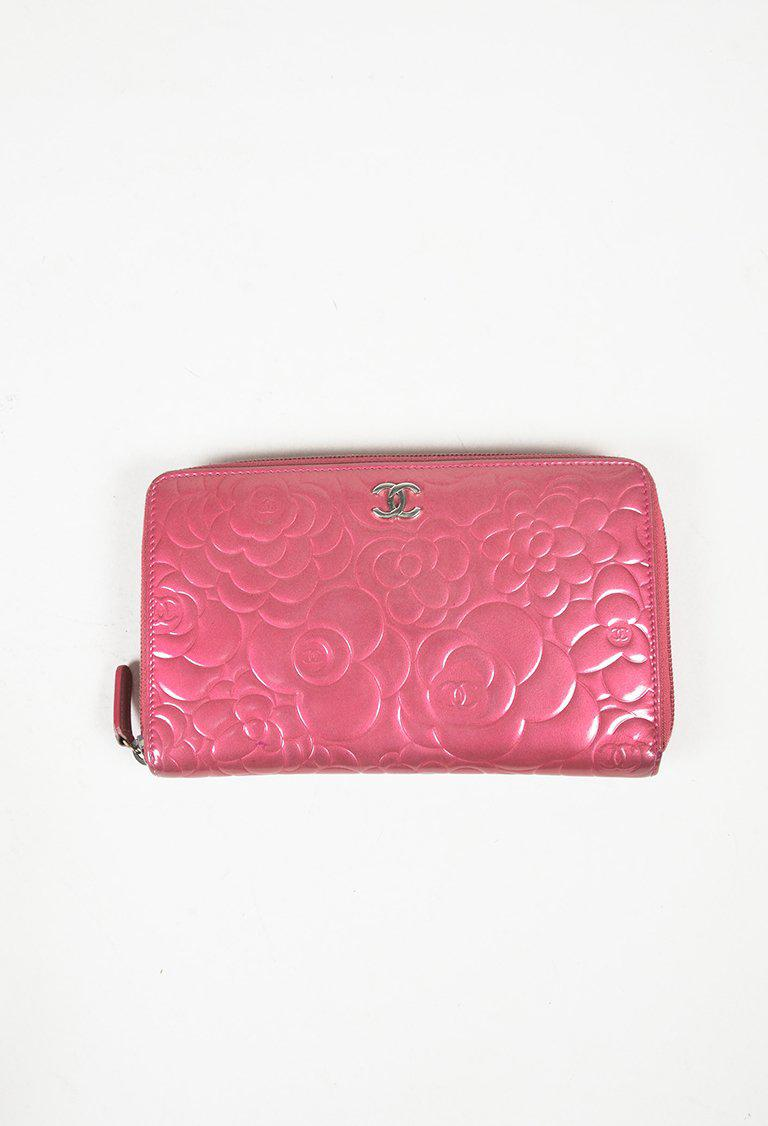 e9df47afc4d8d7 Lyst - Chanel Pink