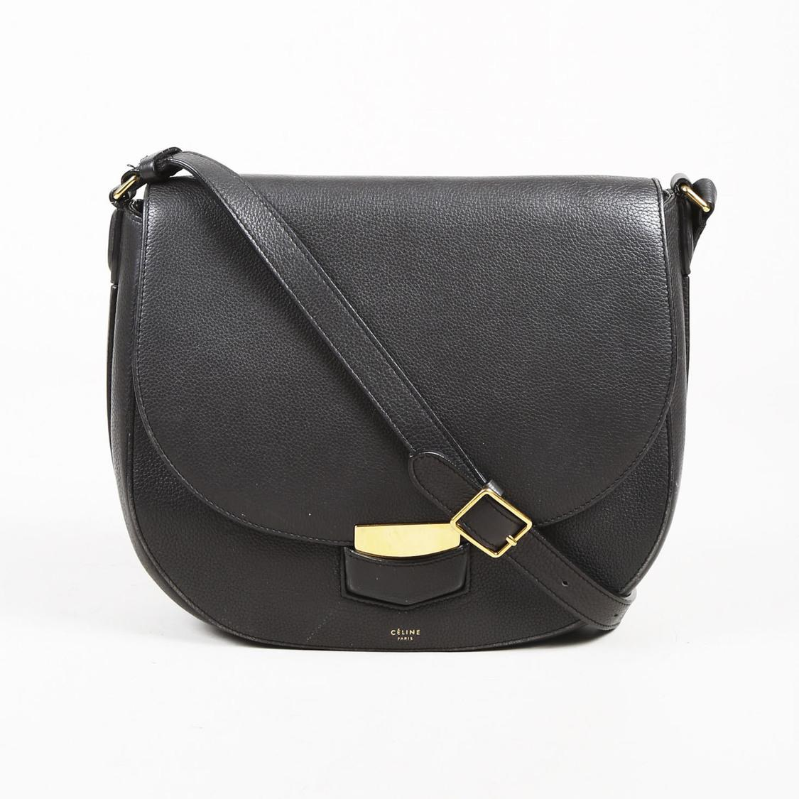 953db8ebef97 Céline - Gray Leather