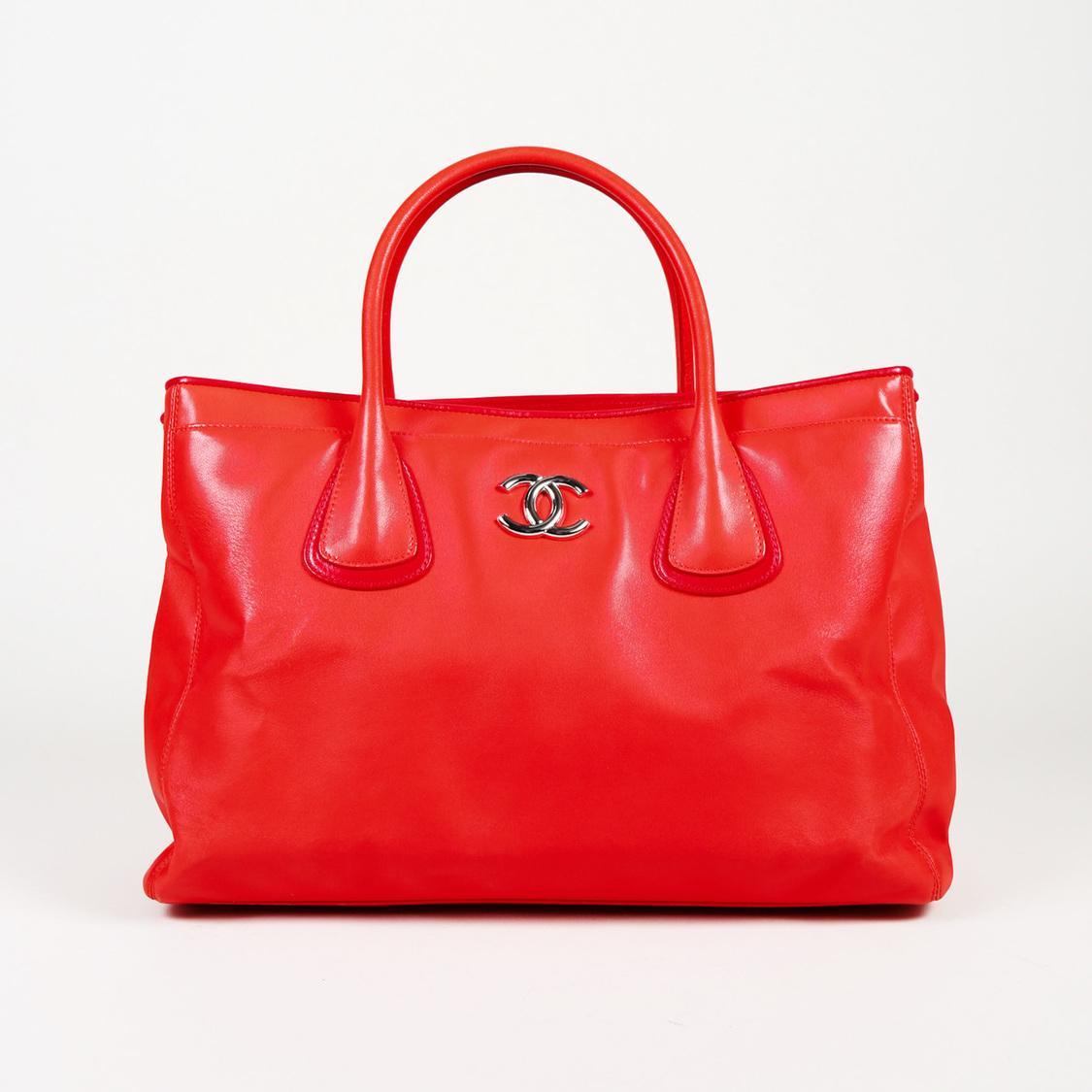 29615e2d63e3 Chanel 2008-2008 Lambskin Leather