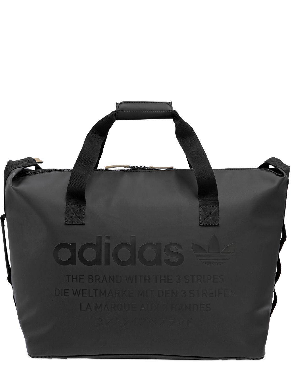 e25233ba5665 Lyst - adidas Originals Nmd Duffle Bag in Black for Men
