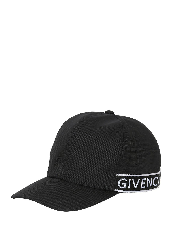 En Coloris Homme Nylon Casquette Logo Pour Bande Givenchy Avec Y7vIbfy6g
