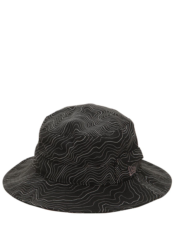 KTZ Goretex Adventurer Hat in Black - Lyst 14550e3c5035