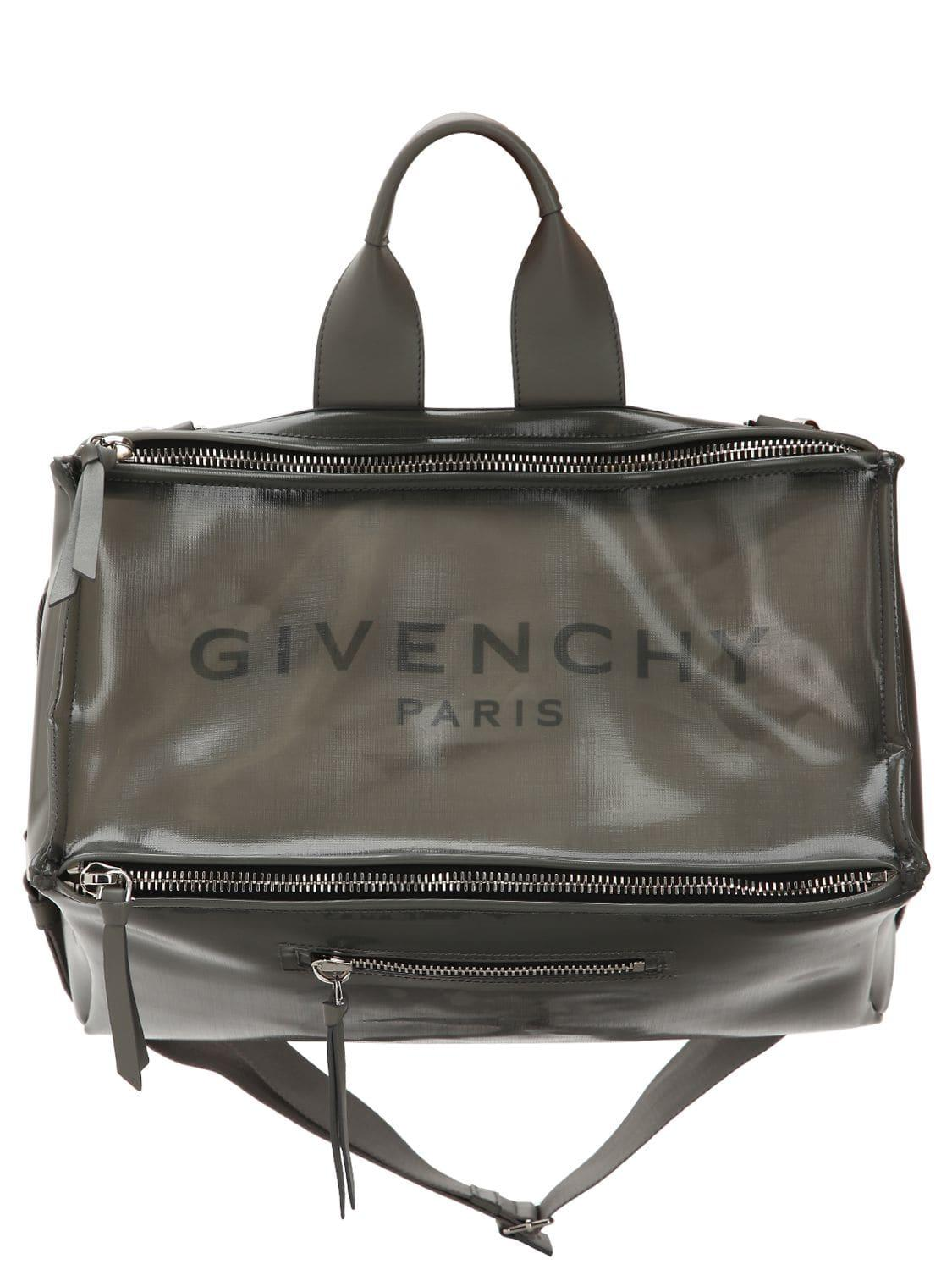 fdd1a9a436c9 Givenchy - Gray Pandora Bag for Men - Lyst. View fullscreen