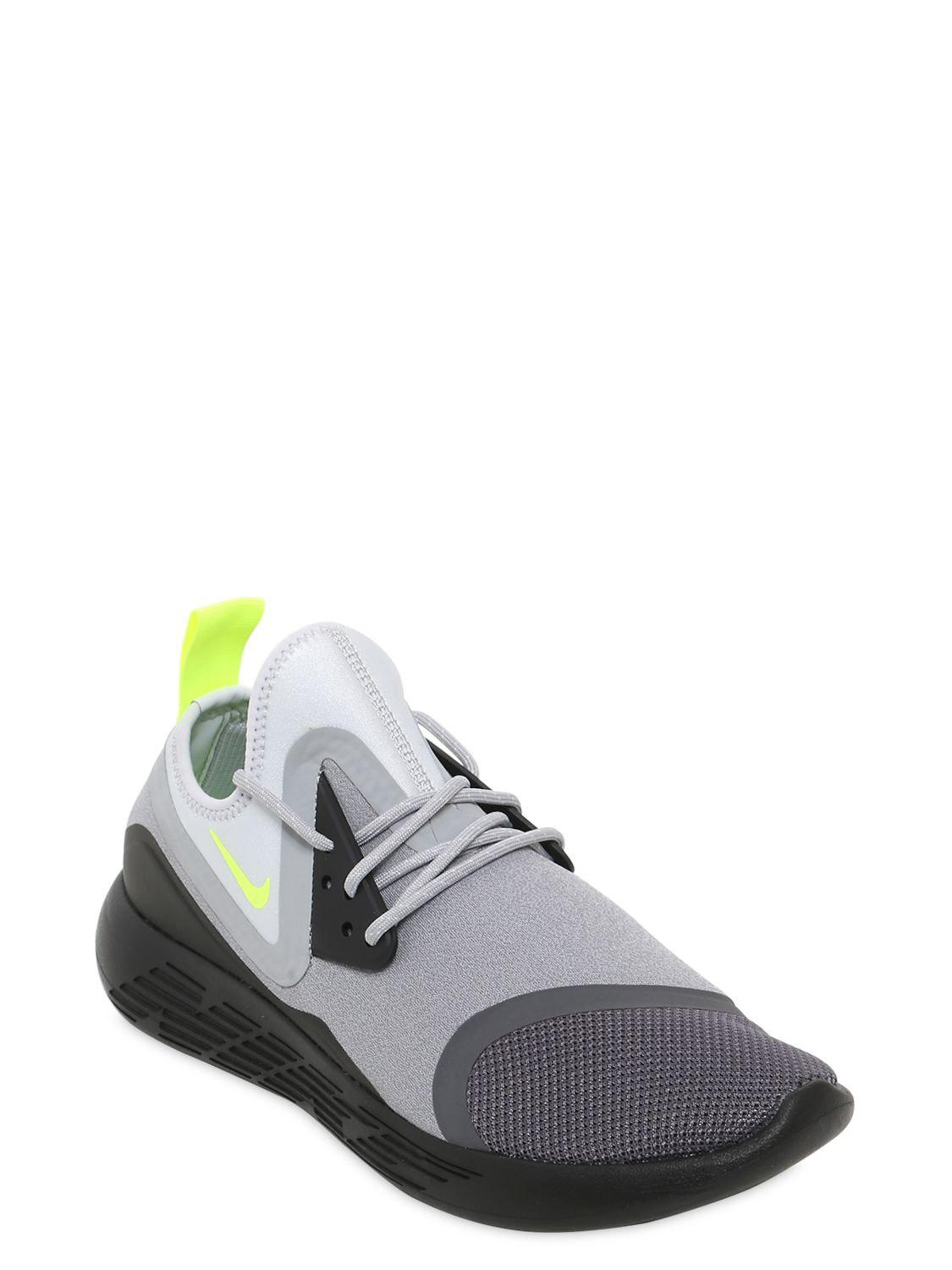 5719c34aad05 Nike Lunar Charge Bn Sneakers in Gray for Men - Lyst