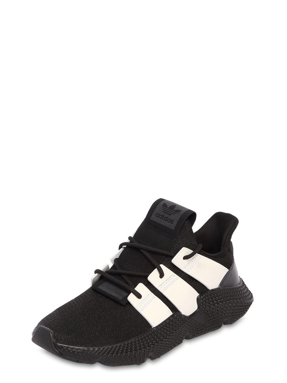 buy popular 7e3c0 e36fd Adidas Originals - Black Prophere Sneakers - Lyst. View fullscreen