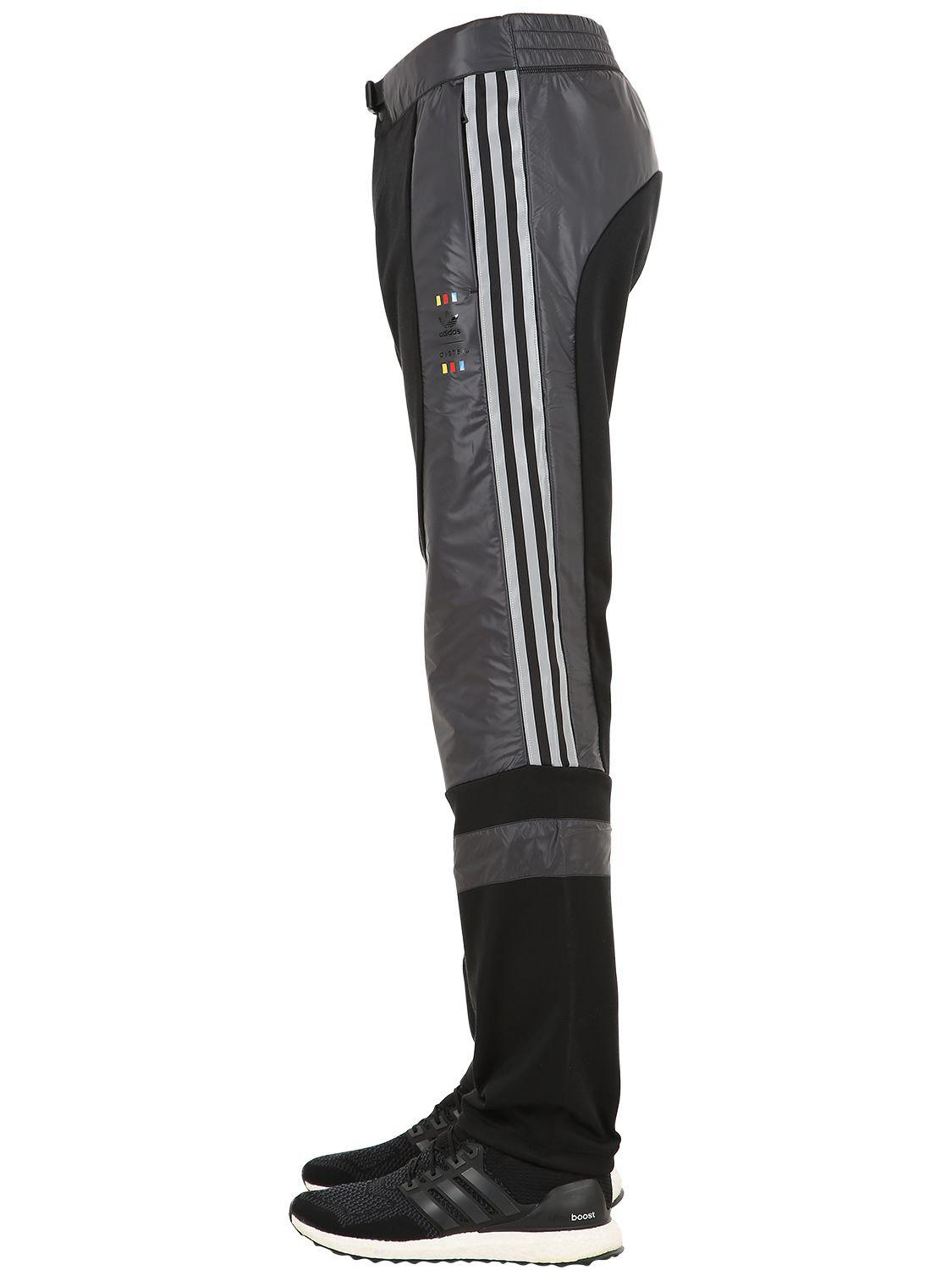 19c4eebf0 adidas Originals Oyster 48 Hour Track Pant in Black for Men - Lyst