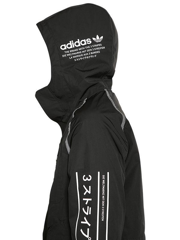 306a83f201330 Lyst - adidas Originals Nmd Two-in-one Insulated Parka in Black for Men
