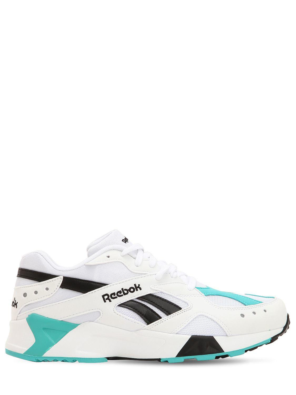 Reebok - White Aztrek Sneakers for Men - Lyst. View fullscreen d69ac2d96