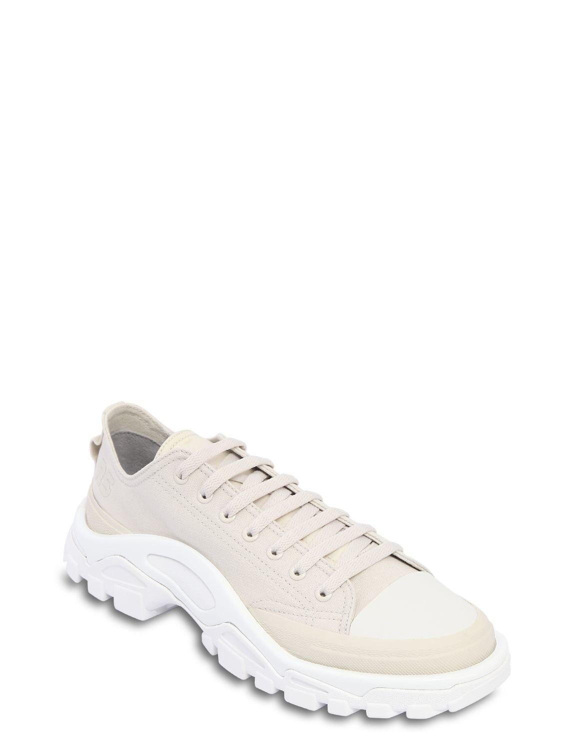 the latest a5cba b35b4 Lyst - adidas By Raf Simons Rs Detroit Runner Sneakers in Wh