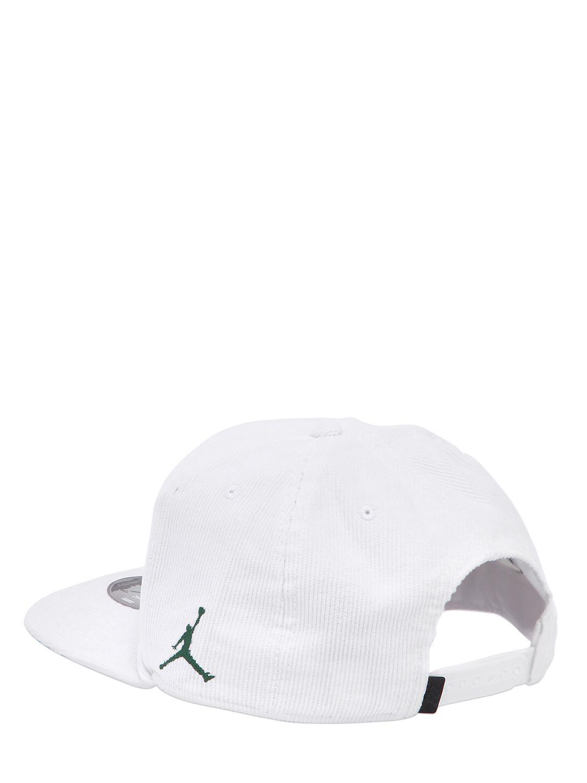 d046e8fb34059a Lyst - Nike Jordan X Gatorade Pro Like Mike Hat in White for Men