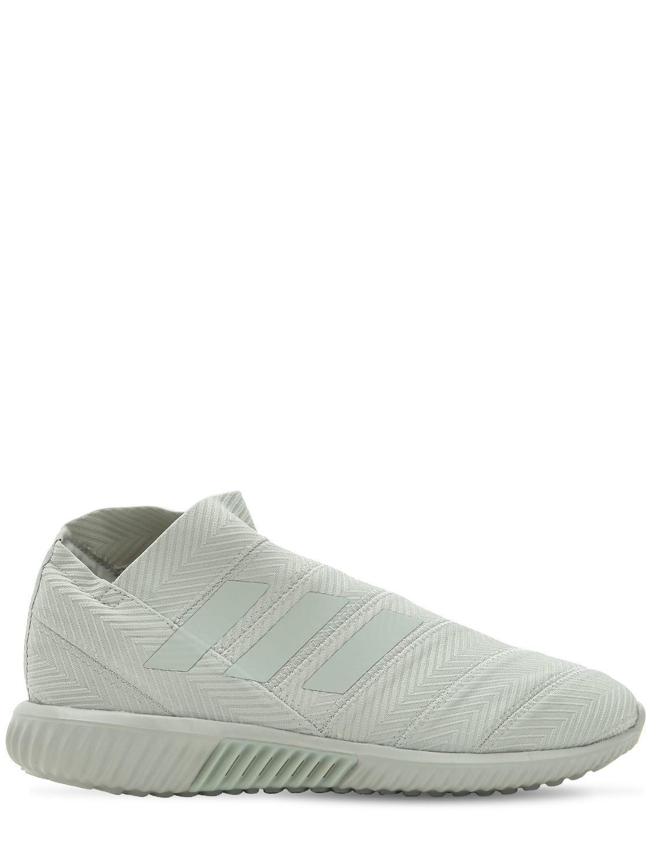 691403006 adidas Originals Nemeziz Tango 18.1 Torsion Sneakers in Gray for Men ...