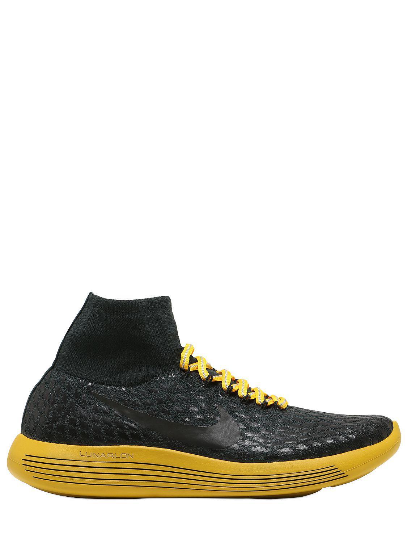 new product 646e5 17384 Nike. Mens Nikelab Lunarepic Flyknit Shield Sneaker