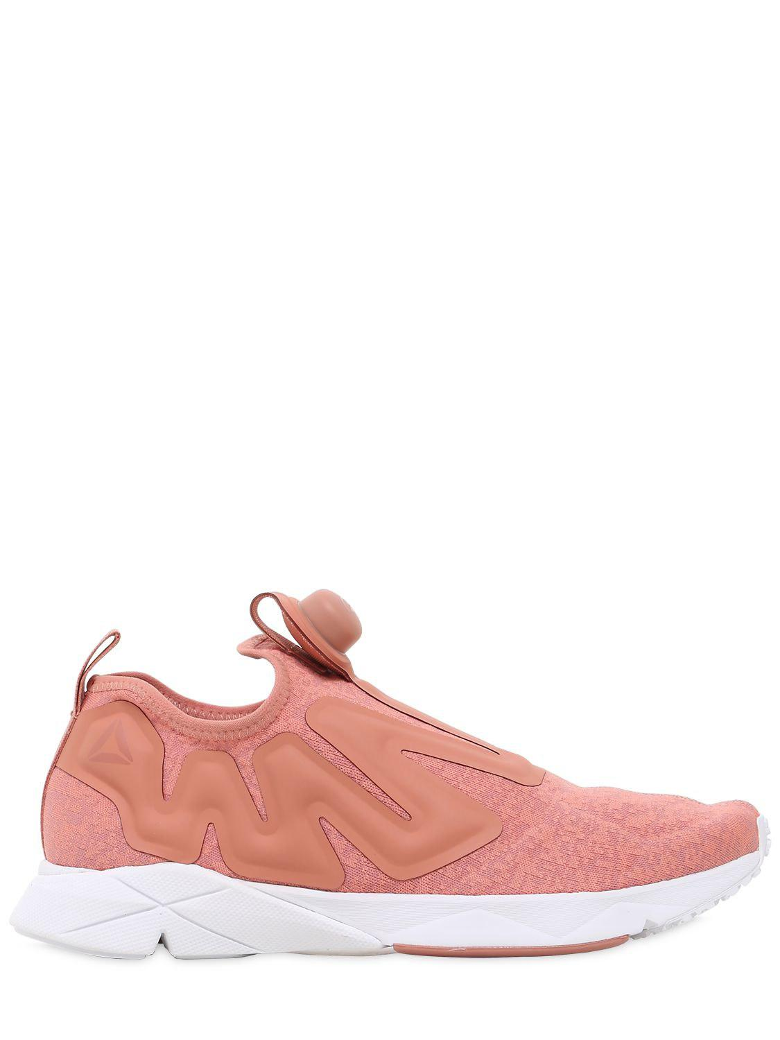 eeb1271a8c1d0 Reebok Pump Supreme Guerrilla Sneakers in Pink for Men - Save 65% - Lyst