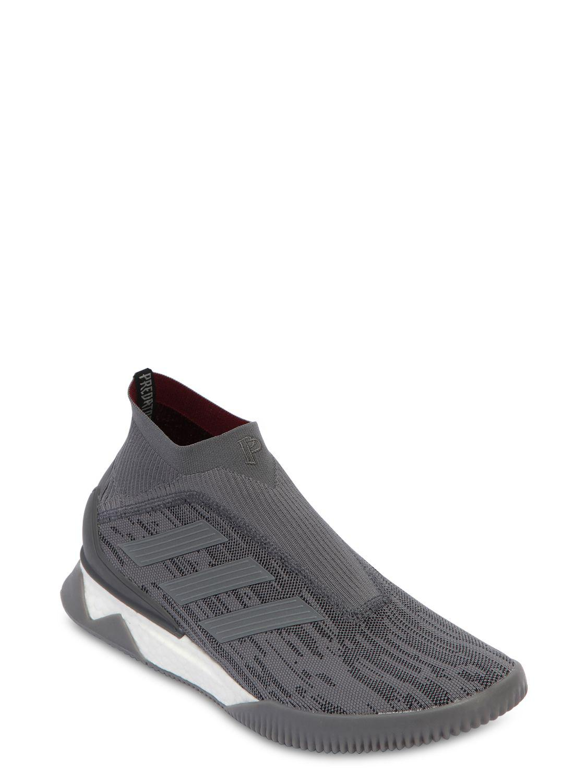 534aa1431e104 lyst – adidas originals paul pogba predator 18+ tr sneakers for men.  Download Image 1125 X 1500