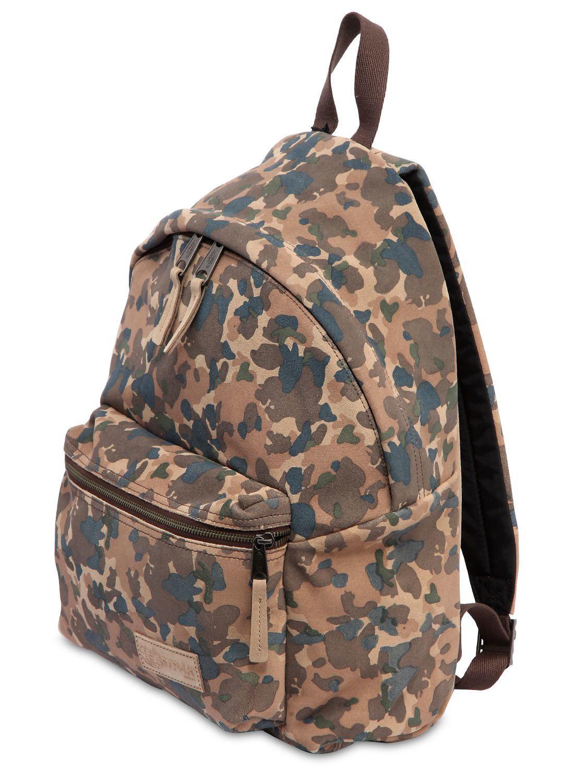 Dos Sac En Homme Pour Lyst À Camouflage Daim 24l Eastpak qRgxE6w
