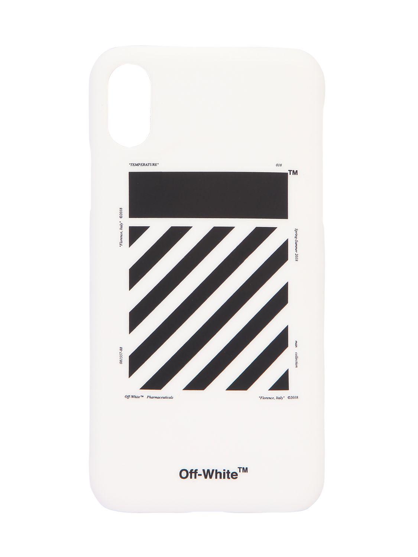 coque iphone 8 off white