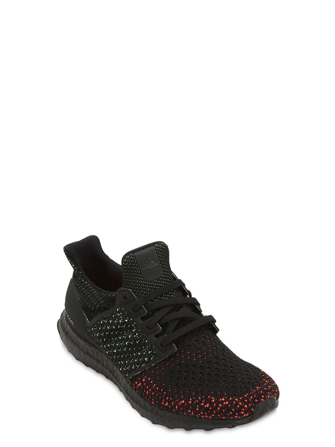 5203ba751 Lyst - adidas Originals Ultraboost Clima Primeknit Sneakers in Black for Men  - Save 63.09963099630996%