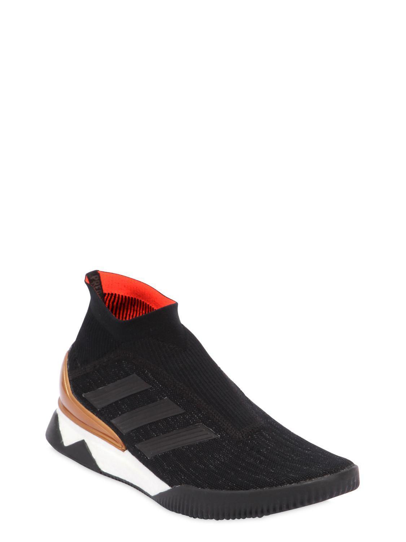 various colors e73cf cfdd1 Lyst - adidas Originals Predator Tango 18+ Tr Primeknit Sneakers in Black  for Men