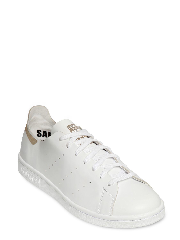 Lyst Adidas Originals Stan Smith Laser Cut Leather