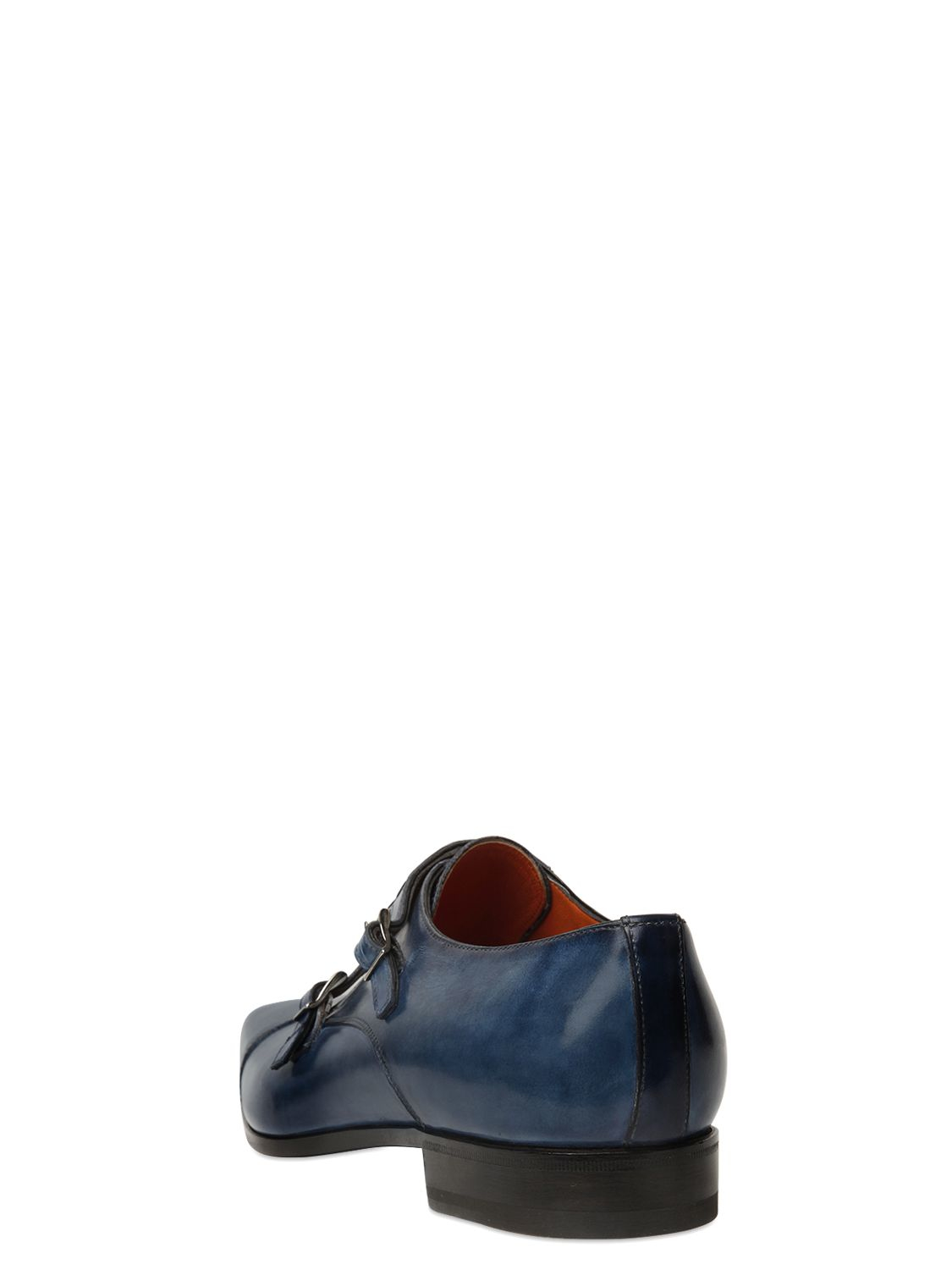 New Oxford Men Shoes With Double Leather Sole