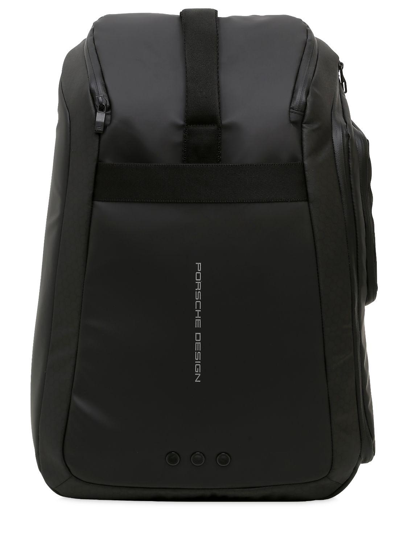 porsche design bs nylon backpack in black for men lyst. Black Bedroom Furniture Sets. Home Design Ideas