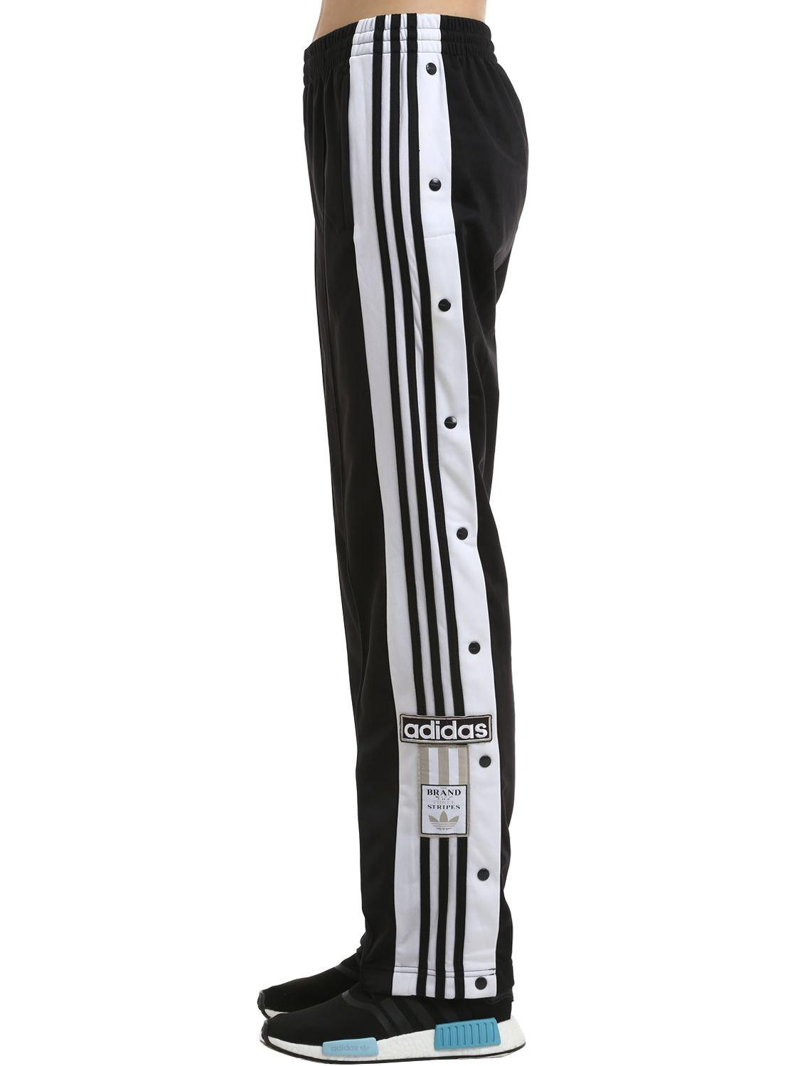 535b9a527 adidas Originals. Women's Black Adibreak Techno Track Trousers