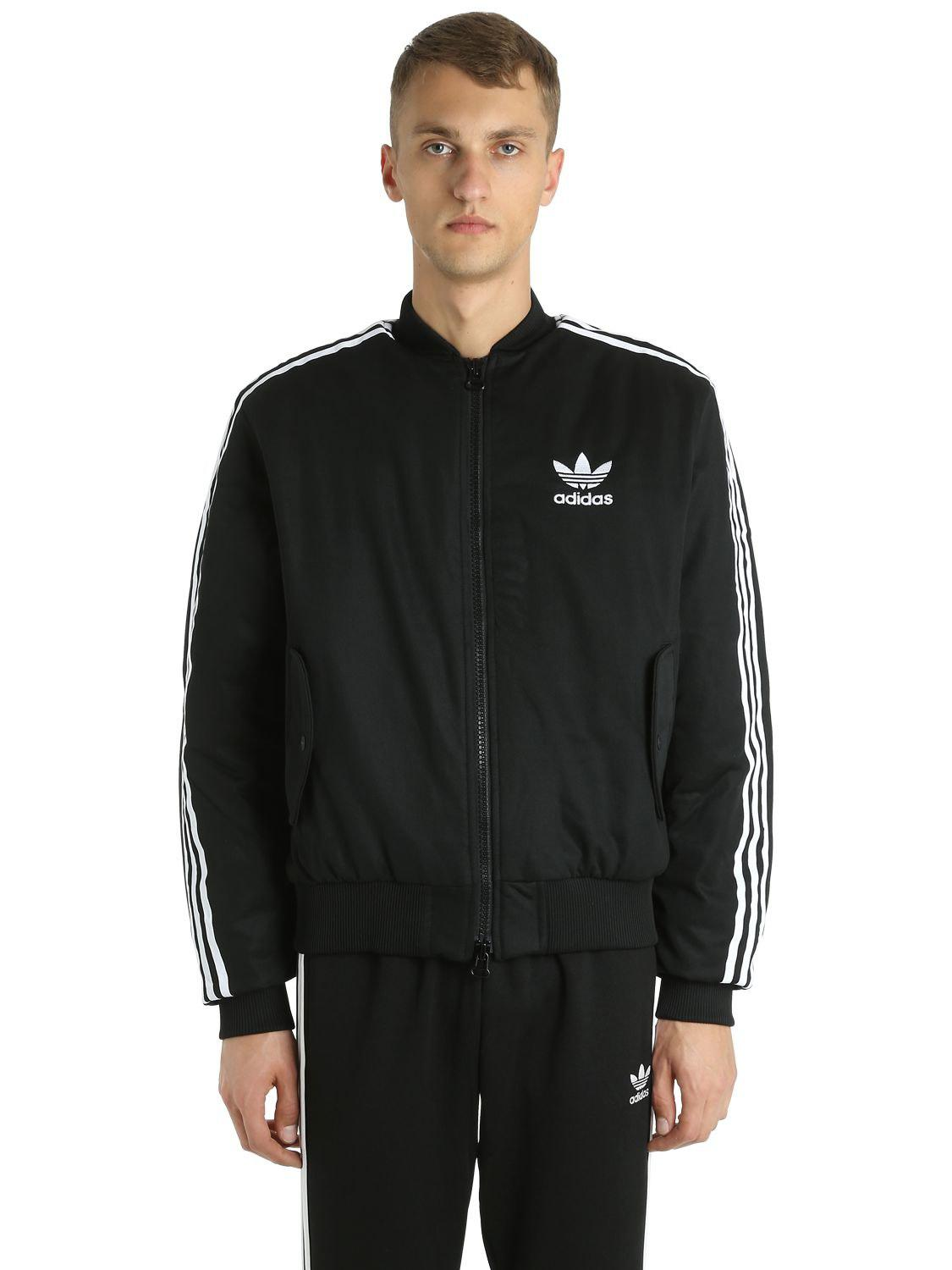 31434411df0e Lyst - adidas Originals Ma1 Padded Jacket in Black for Men