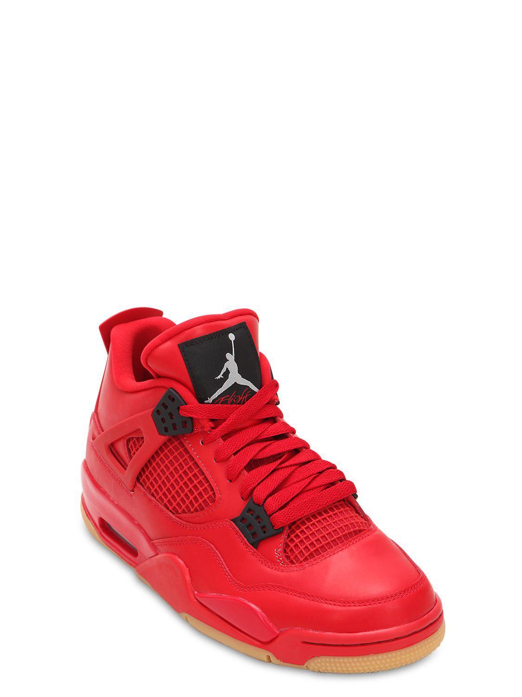 8cbb587f805311 Nike Air Jordan 4 Retro Nrg Sneakers in Red for Men - Lyst