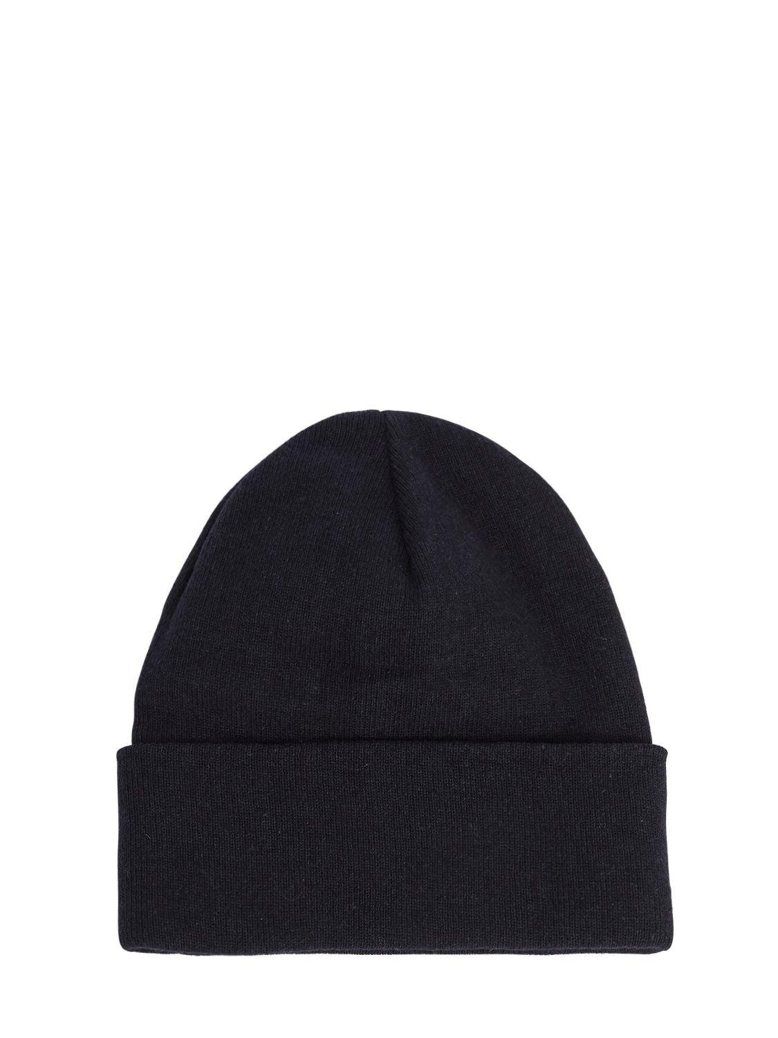 4f349b66 Levi's Snoopy Embroidered Knit Beanie Hat in Blue for Men - Lyst