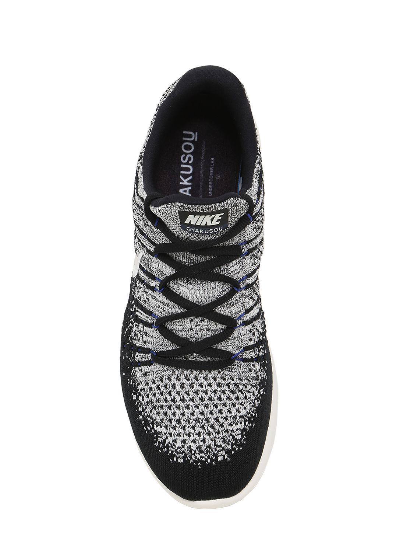 76126f37fe1 ... Nikelab Lunarepic Flyknit 2 Sneakers - Lyst. View fullscreen