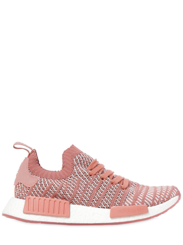 Orange NMD R1 STLT Sneakers adidas Originals nsOl1tgXK