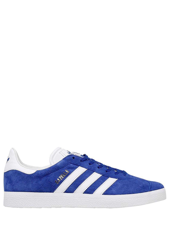 Lyst Adidas Originali Gazzella Di Scarpe Da Ginnastica In Blu Per Gli Uomini.