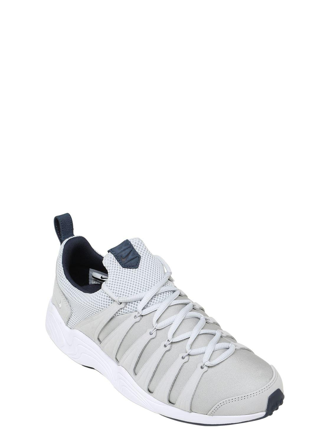 0093ec518e90ab Nike Lab Air Zoom Spirimic Sneakers in White for Men - Lyst