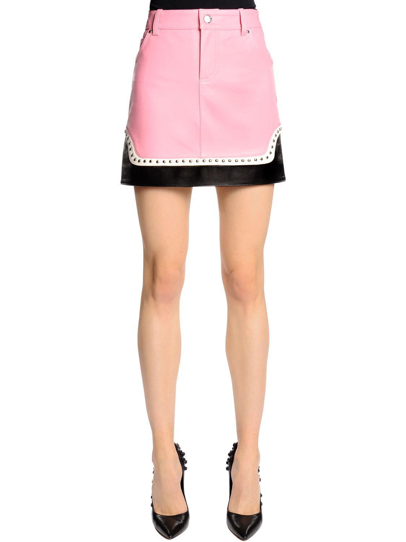 Cefinn Woman Two-tone Canvas Mini Skirt Black Size 10 Cefinn Outlet Popular Discount Free Shipping Free Shipping Very Cheap Buy Cheap 2018 New Cheap Comfortable qHrzEaO8q