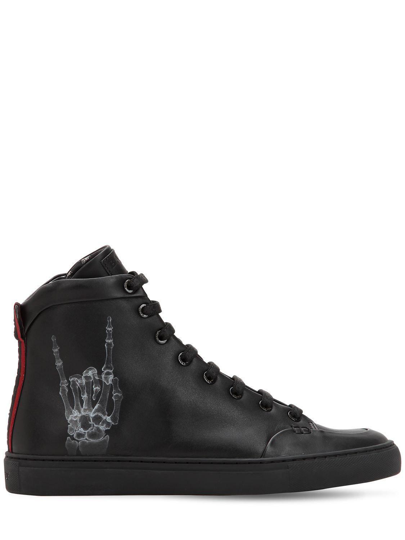 Bally Shok-1 X Swizz Beatz Low Top Sneakers in Black for Men - Lyst 98f4448840