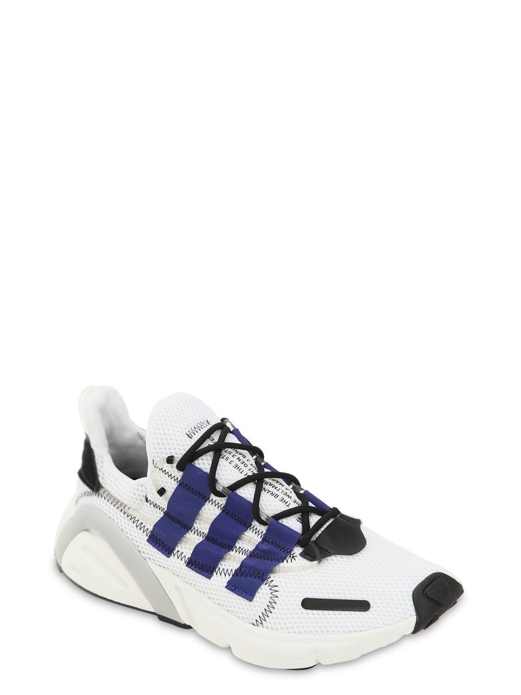 wholesale dealer 6082b 3c1f1 adidas Originals Lx Con Adiprene Sneakers in Blue - Lyst