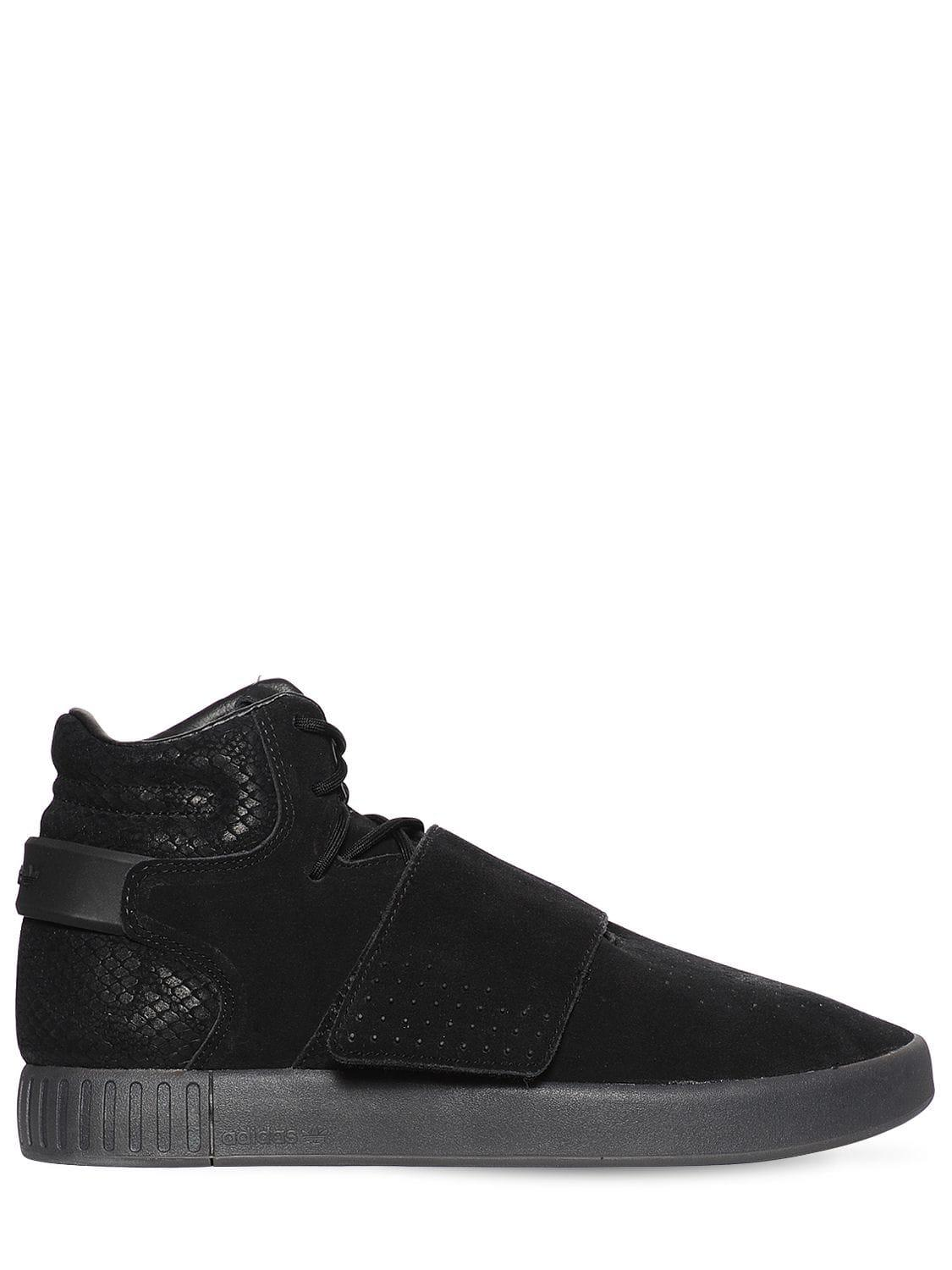 adidas Originals Tubular Invader Suede High