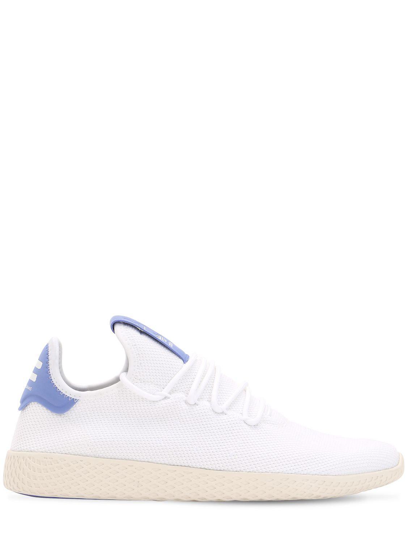separation shoes 70959 e104f adidas Originals. Mens White Pharrell ...