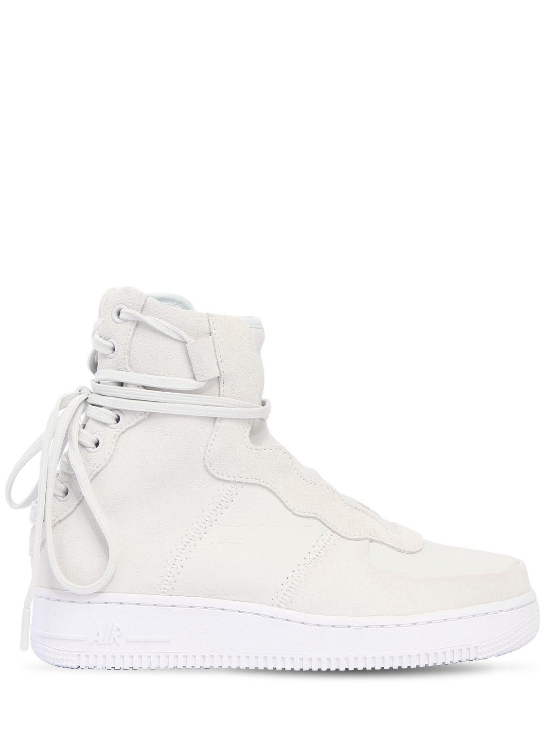 Nike. Women's White Air Force 1 ...