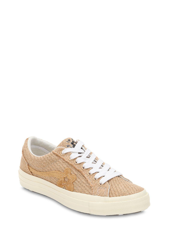 e20b33f9 Lyst - Converse Golf Le Fleur One Star Ox Sneakers - Save 25.50335570469798%