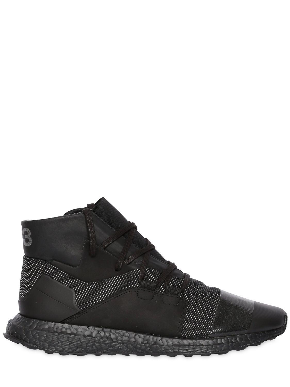 2e100b97edd59 Lyst - Y-3 Kozoko High Boost Sneakers in Black for Men