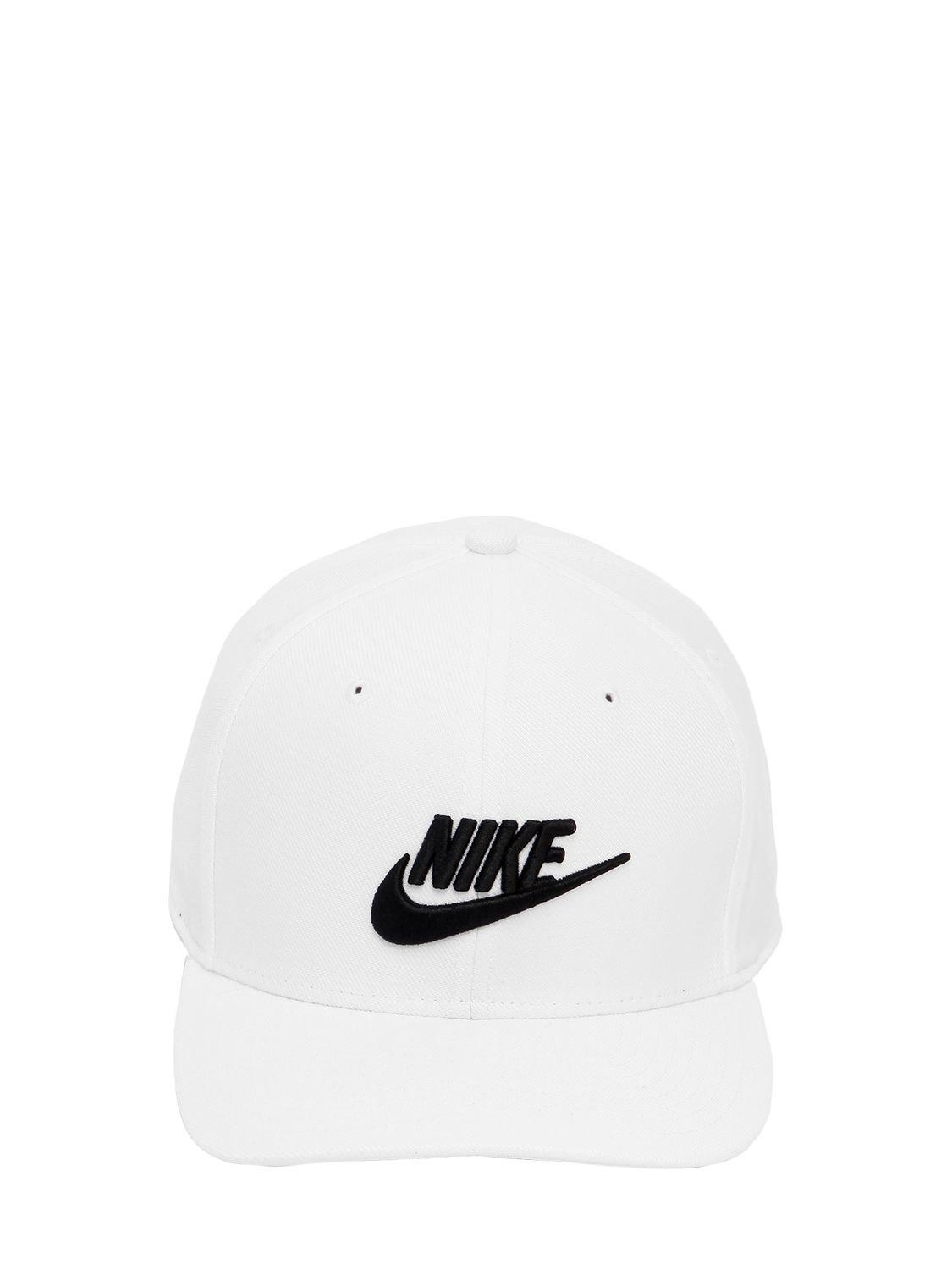 Lyst - Nike Classic 99 Cotton Twill Hat in White 3364550a642
