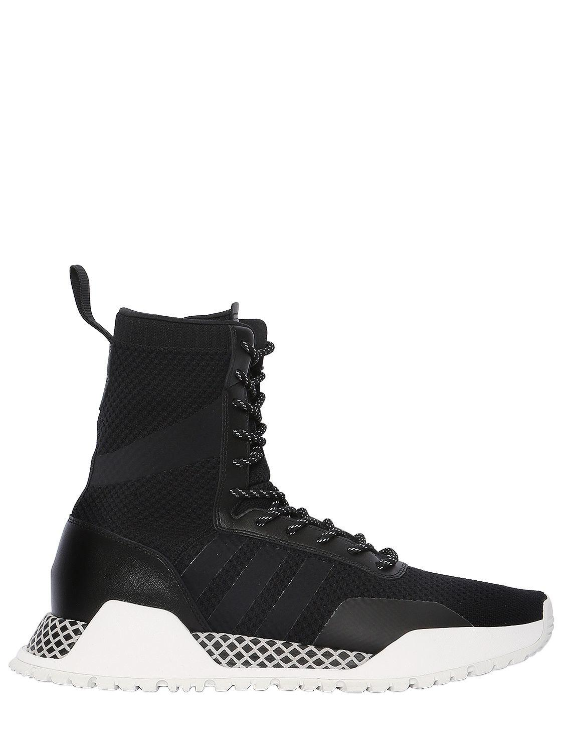Men Sneaker In A Lyst Boots 3 f1 Adventure For Originals Black Adidas XSqZvv