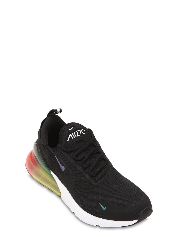 1f0ecf9c14e1 Lyst - Nike Air Max 270 Sneakers in Black for Men