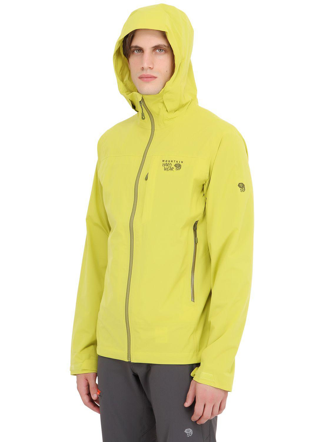 Lyst Mountain Hardwear Stretch Ozonic Hardshell Jacket