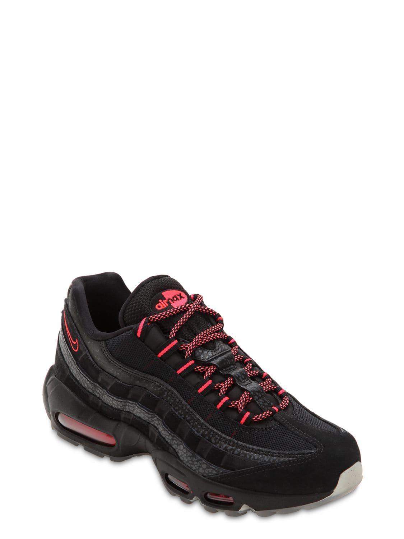 66ef0e6498 Nike Air Max 95 We Sneakers in Black for Men - Lyst