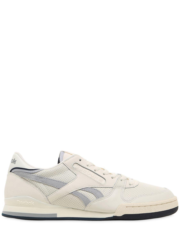 La Phase 1 Reebok Pro Thof Bas-tops Et Chaussures De Sport 8cZxH